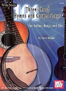 101 Three-Chord Hymns & Gospel Songs for Gtr, Banjo &... | CD | Zustand sehr gut