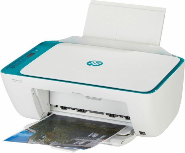 HP DeskJet 2632 Wireless All-in-One Multifunction Printer Scanner