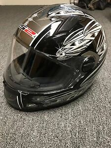 Ls2 Arthur Liao Limited Edition Motorcycle Helmet L Must Sell New