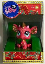 ✨Littlest Pet Shop✨ Brand NEW #2484 Special Zodiac Edition Sparkle Red Dragon