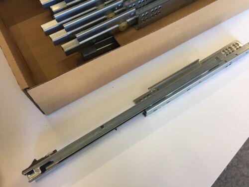 Blum tandembox plus Tiroir Coureurs 30 kg Commerce Pack 10 Paires pas soft close