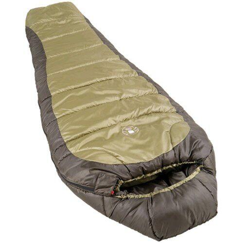 Coleman North Rim 0 Degree Sleeping Bag Left Side Zipper