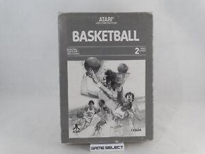 BASKETBALL-BASKET-BALL-ATARI-2600-VCS-e-7800-BOXATO-BOXED-COMPLETO