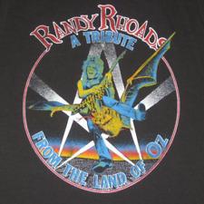Randy Rhoads Quiet Riot-S//T/'77 T-Shirt S-XXXL
