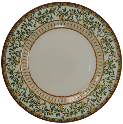 Wedgwood Priory Lemon Tree Design 28cm Dinner Plate Set of 4 Johnson Brothers