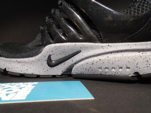 Nike Air Presto SP Genealogy of Pack Black Cement Grey 689800 001 XXS 7 8