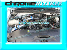 BLUE 1999-2007//99-07 CHEVY SILVERADO//GMC SIERRA 1500 4.3L V6 COLD AIR INTAKE KIT