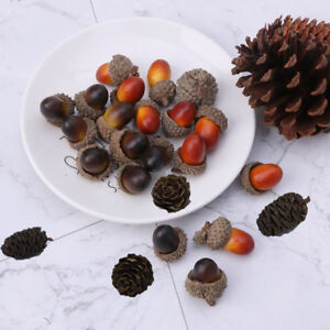 Fake-Mulberry-Berries-Ornament-Simulation-Foam-Acorn-Artificial-Pine-Cone