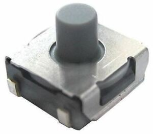 IP67 Tactile Switch Single Pole Single Throw SPST 50 mA @ 24 V dc