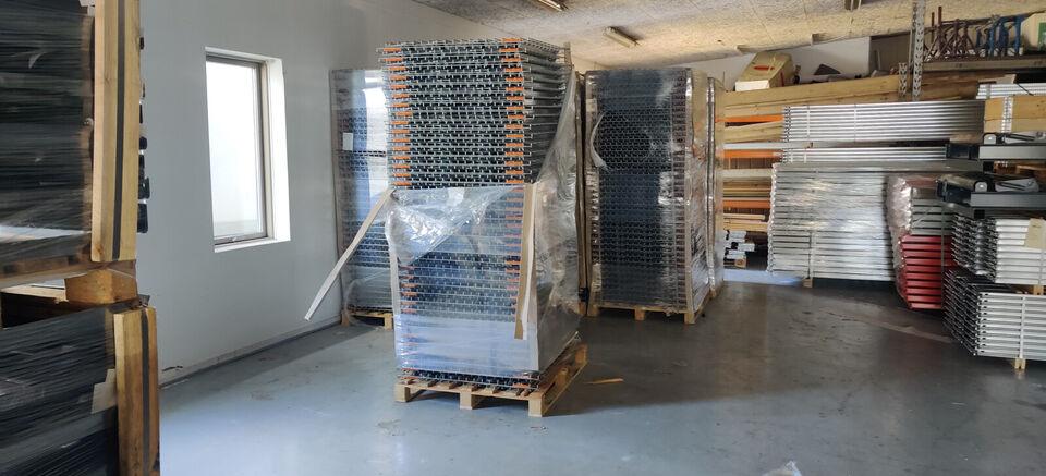 Nethylde til pallereol 1000kg