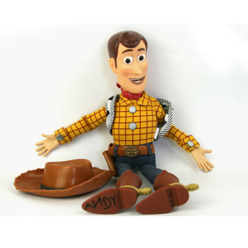 2PC TOY STORY WOODY OR JESSIE DOLL KID BABY SOFT TALKING ACTION FIGURES TOY GIFT