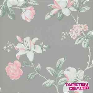 Tapete-BN-17883-Summer-Breeze-Taupe-Blumen-Floral-Modern-EUR-3-37-qm