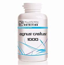 Mönchspfeffer (20,64€/100g) 90 Tabletten je 1000mg - Agnus Castus - Fat2Fit