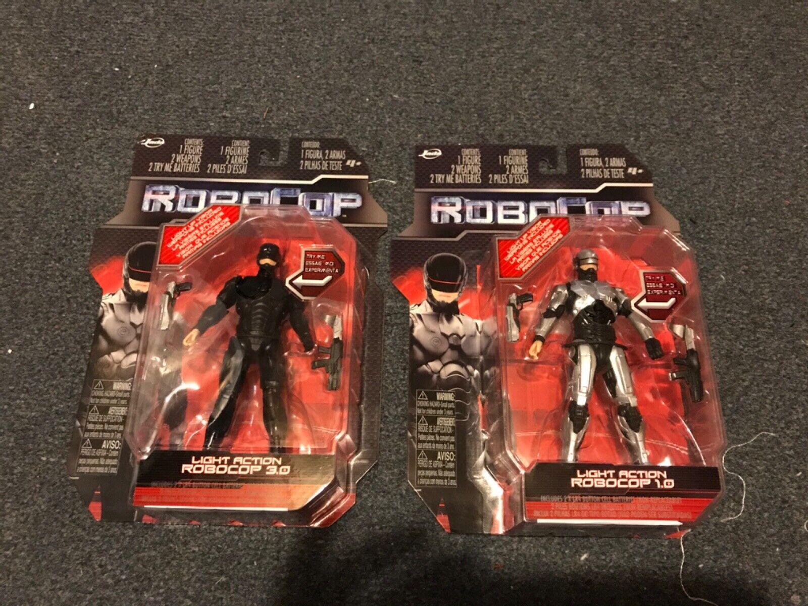 """RoboCop Jada 6"""" figure New"""