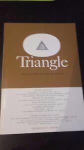 Revista Triángulo Journal Sandoz Las Ciencias Medical Vol VIII N º 2 Junio 1968