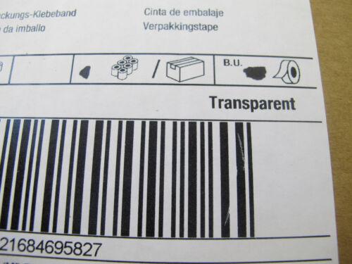 30 X 3M 371 Scotch Transparent Emballage Colis Emballage Bande 48mm X 66m