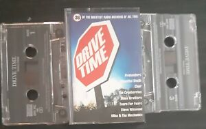 Drive Time - 36 Tracks - Double Cassette Tape - Exc Cond 1995