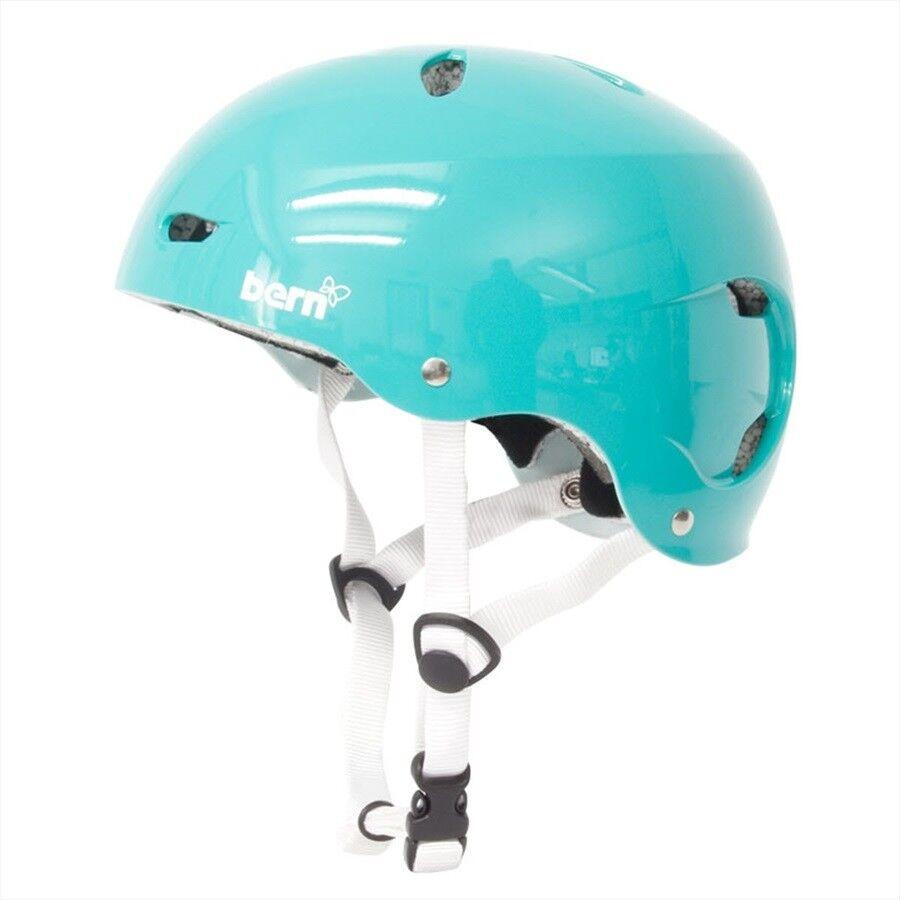 Bern BRIGHTON Ladies' Watersports Helmet Canoe Kayak Wake S   M Surf bluee. 43245