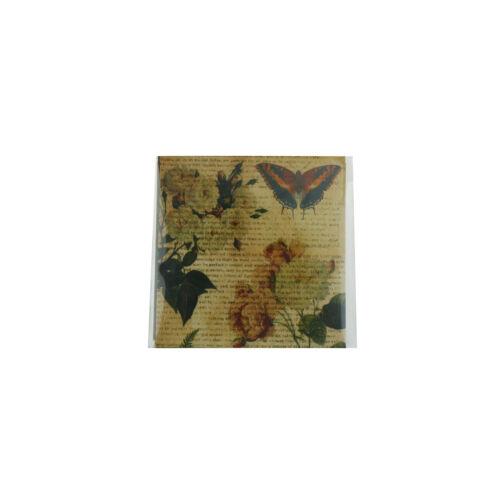 10pcs vintage vellum self-adhesive stickers for scrapbooking planner//card/_maNIU