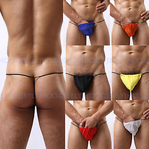 image is loading sexy hot men 039 s man g string - Valentine Underwear