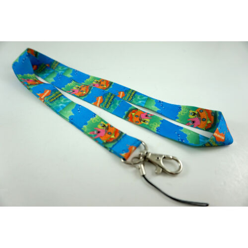 1 x Neck Lanyard ID Badge Key Holder Various Cartoon Designs Multi Selection NEW