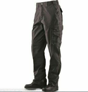 Tru Spec 24 7 Ripstop Pantalones Tacticos Negro Big Tall 48 X 38 Nuevo Ebay