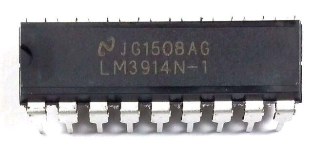 LM1872N Radio Control Receiver/Decoder DIP18 National Semiconductor Układy scalone (IC)