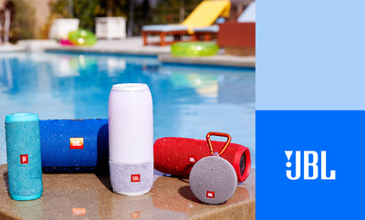 20% off JBL Bluetooth Speakers