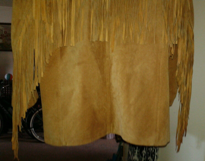 la nauicelle Renaissance Leather fringed Jacket - image 4