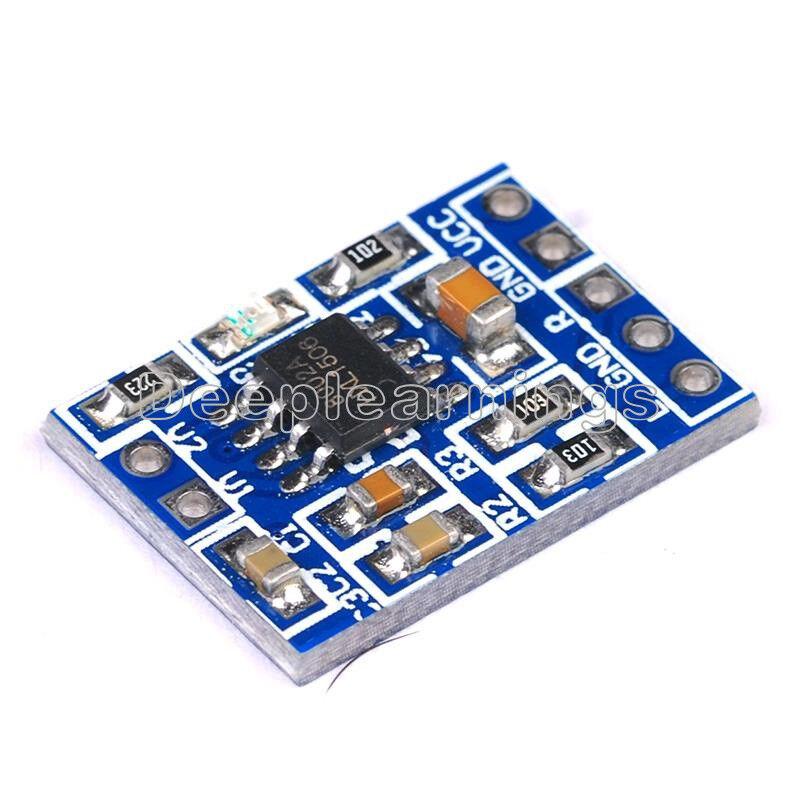 10Pcs Mini HXJ8002 Power Audio Voice Amplifier Board Module Replace PAM8403