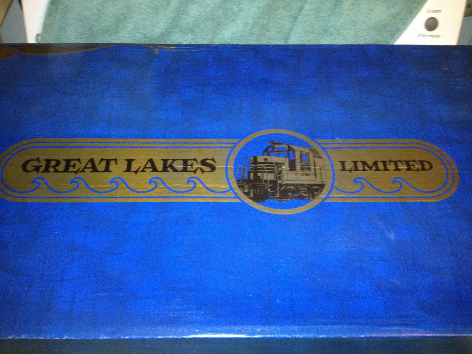 Lionel Great Lakes Edition Train Set MINT MINT MINT SEALED 2eda52