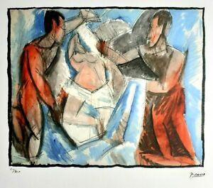 Pablo-Picasso-Litografia-numerata-ed-limitata-Fondation-Picasso
