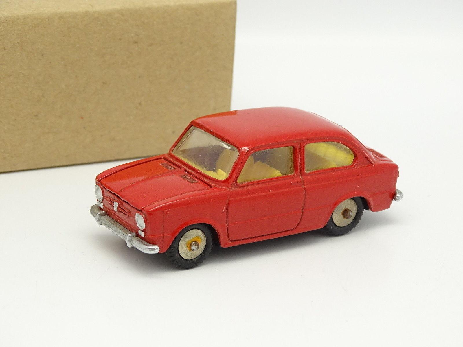 Mercury Mercury Mercury 1 43 - Fiat 850 red ba0840