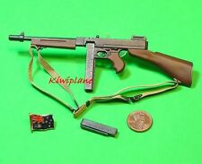 M1928A1 1:6 Scale Action Figure DRAGON WW2 US ARMY THOMPSON SUBMACHINE GUN MODEL