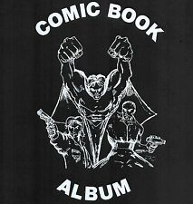 "2 Premium BCW Comic Book 3"" Collector Album - 3 D Ring Binder  20 Comic Storage"