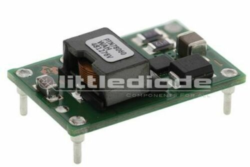 Texas Instruments PTN78060WAH STEP-DOWN SWITCHING REGULATOR 3 A 7-Pin DIP Module