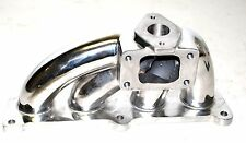 For 2002-2009 Toyota Camry/2005-2010 Scion TC 2.4 2AZ-FE T3 Solid Stainless