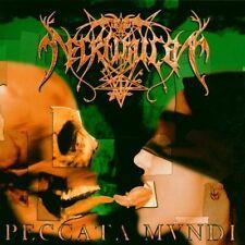 Necromicon Peccata mundi [CD]