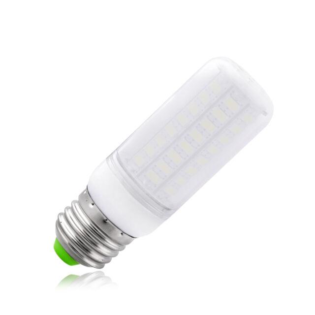 Ultra Bright 5730 SMD LED Corn Bulb Lamp Light Milky Warm Cool White E27 B22 G9