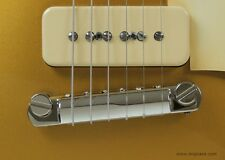 MojoAxe Compensated Wraparound Bridge Gibson Historic Les Paul VOS R4 54 Junior
