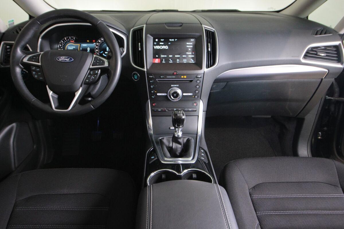 Ford Galaxy 2,0 TDCi 180 Titanium