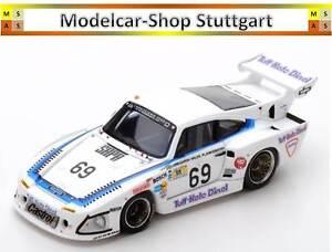 PORSCHE-935-L1-Le-Mans-1981-lundgardh-Wilds-plankenhorn-SPARK-1-43