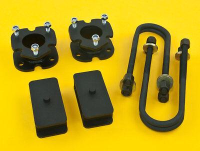 "Steel Lift KitFront 2.5/"" Rear 1.5/""Dakota Raider 05-10 2WD 4WDDRA 9.25/"""