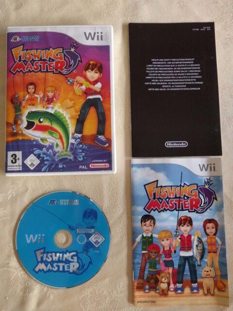 FISHING MASTER pour Nintendo Wii
