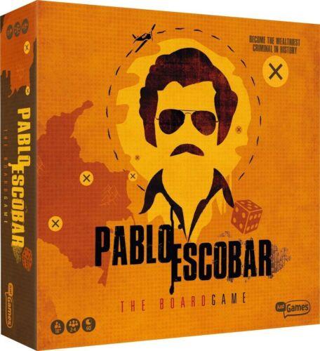Pablo Escobar The Official Board Game