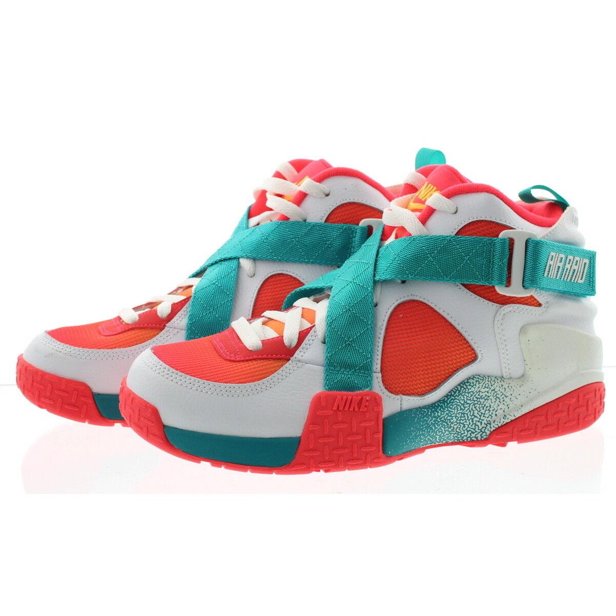 Nike 642359-100 Mens Air Breeze Raid Breeze Air Outdoor Basketball Shoes Sneakers d000c5