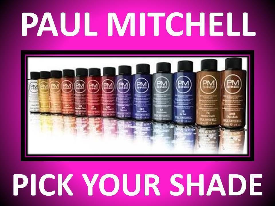 Paul Mitchell Pm Shines Demi Permanent Translucent Color 2oz 6n Ebay