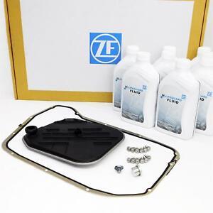 ORIGINAL-ZF-HYDRAULIKFILTER-SERVICEKIT-AUTOMATIKGETRIEBE-AUDI-A4-A6-A8-Q5-8HP55
