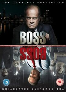 Neuf-Boss-Saisons-1-Pour-2-Complet-Collection-DVD