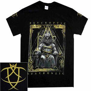 Psycroptic-Hawk-Throne-Shirt-S-Small-Official-Tshirt-Death-Metal-T-Shirt